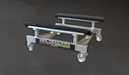 2 x 2 Showroom Dolly from SBS Trailers Ltd