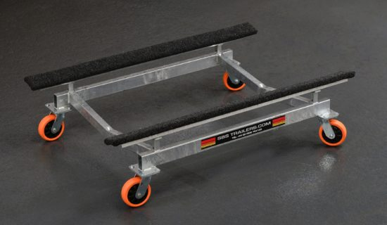 4 x 3 Showroom Dolly from SBS Trailers Ltd