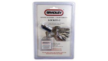 Bradley Lockit Barrel Lock SB8014 from SBS Trailers Ltd
