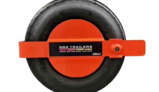 Wheel Clamp SB8005 from SBS Trailers Ltd