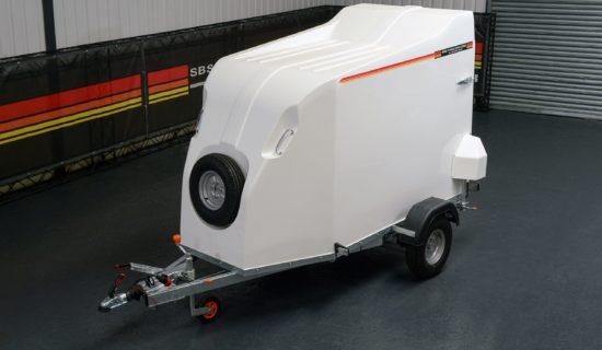 TVA1000 Trailer Van from SBS Trailers Ltd