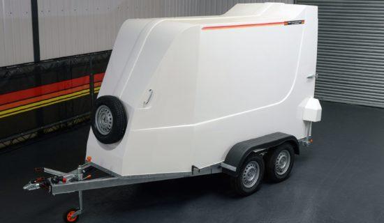 TVA2600 Trailer Van from SBS Trailers Ltd