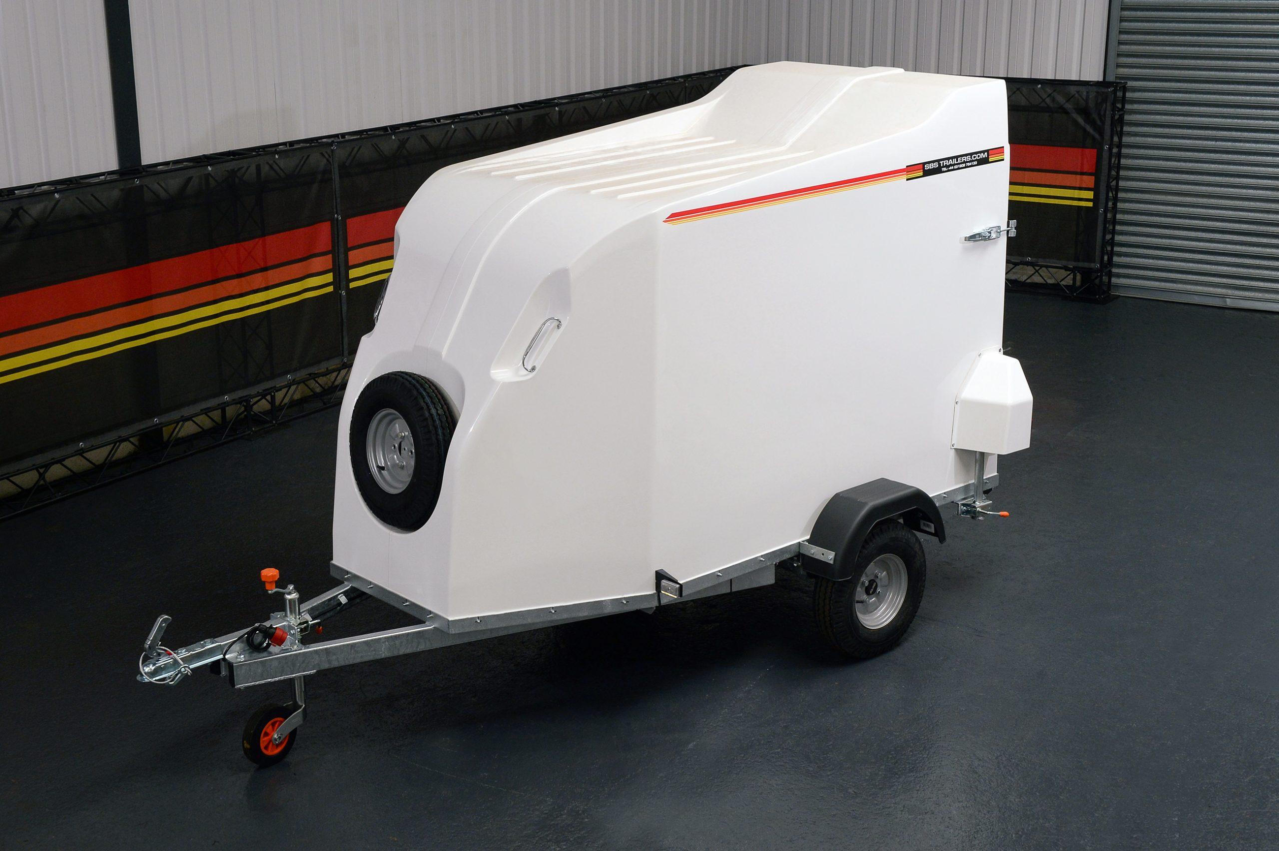TVA750 Trailer Van from SBS Trailers Ltd