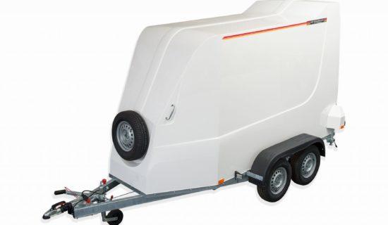 TVA Box Van from SBS Trailers Ltd